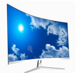"27 inch 27"" LED/LCD Curved Screen Monitor PC 75Hz HD Gaming 27 Inch Computer Flat panel display VGA/HDMI Interface"