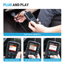 X431 Creader 3001 Full OBD2 OBDII Code Reader Scan tools OBD 2 CR3001 Car Diagnostic tool PK AD310 NL100 OM123 Scanner