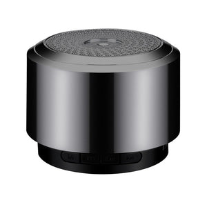 Mini Outdoor Wireless Bluetooth Speaker USB LED Light Wireless Portable Music Box Stereo and Bass Sound Effect caixa de som