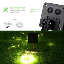 Mpow Waterproof Outdoor Solar Garden Light 10M LED