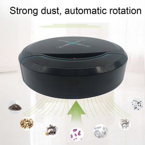 Smart Robotic Vacuum Cleaner Cordless Automatic Sweeping Machine Rechargeable