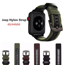 Sport Loop Band Strap For Apple Watch 4 iWatch 40mm 44mm Wrist Bracelet Belt Woven Nylon Watchband+Adjustable Hook Clasp