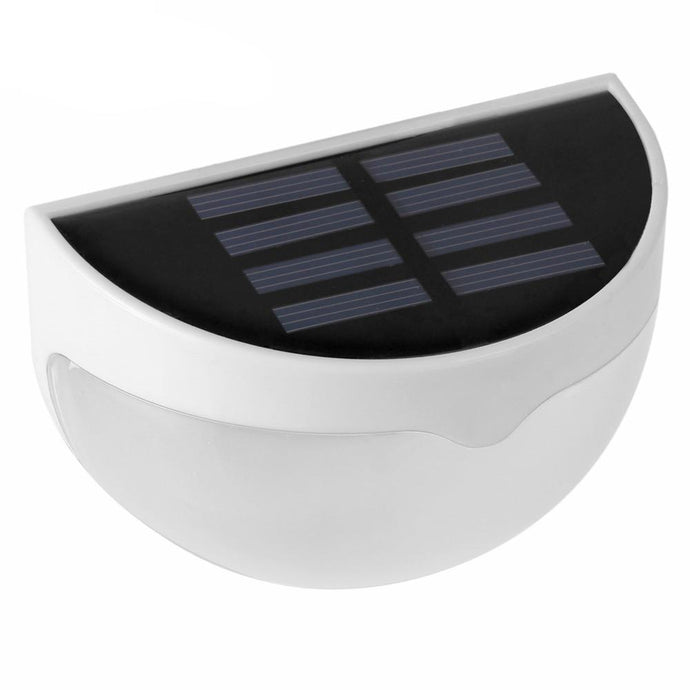 Konesky 6 LED Waterproof Garden Light Solar led Panel Lamp.