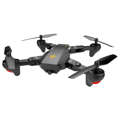 XS809 2.4GHz 4CH 6-axis Gyro Pocket Mini Selfie Foldable Drone RC Drone Quadcopter WiFi FPV.