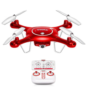 X5UW Wifi FPV 720P HD Camera Quadcopter Drone.