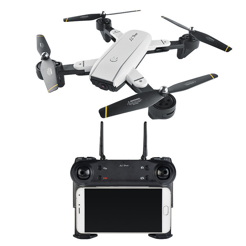 SG700 Quadcopter Drone 2.4Ghz 4 CH 360° Hold WiFi 2.0MP Optical Flow Dual Camera