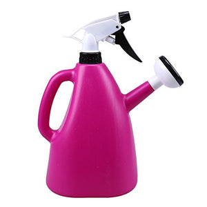 Hand Pressure Pouring Pot Watering Cans Dual-Use