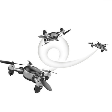 Mini Folding Remote Control Helicopter Mode Drone RTF Without Camera 2.4G 4CH Quadcopter Helicopter.