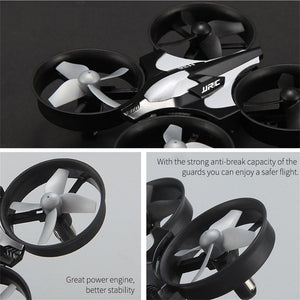 H36 Mini Drone RC Drone Quadcopters With Headless Mode One Key Return Six Axles RC Helicopter.