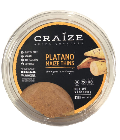 Craize Arepa Crafters 5.2 OZ