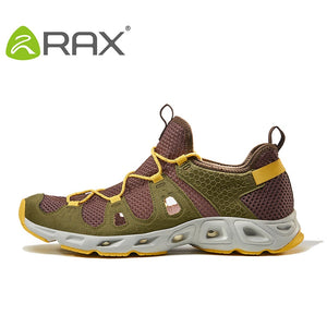cc068887ca1 Rax Men Breathable Hiking Shoes Lightweight Outdoor Trekking Shoes ...
