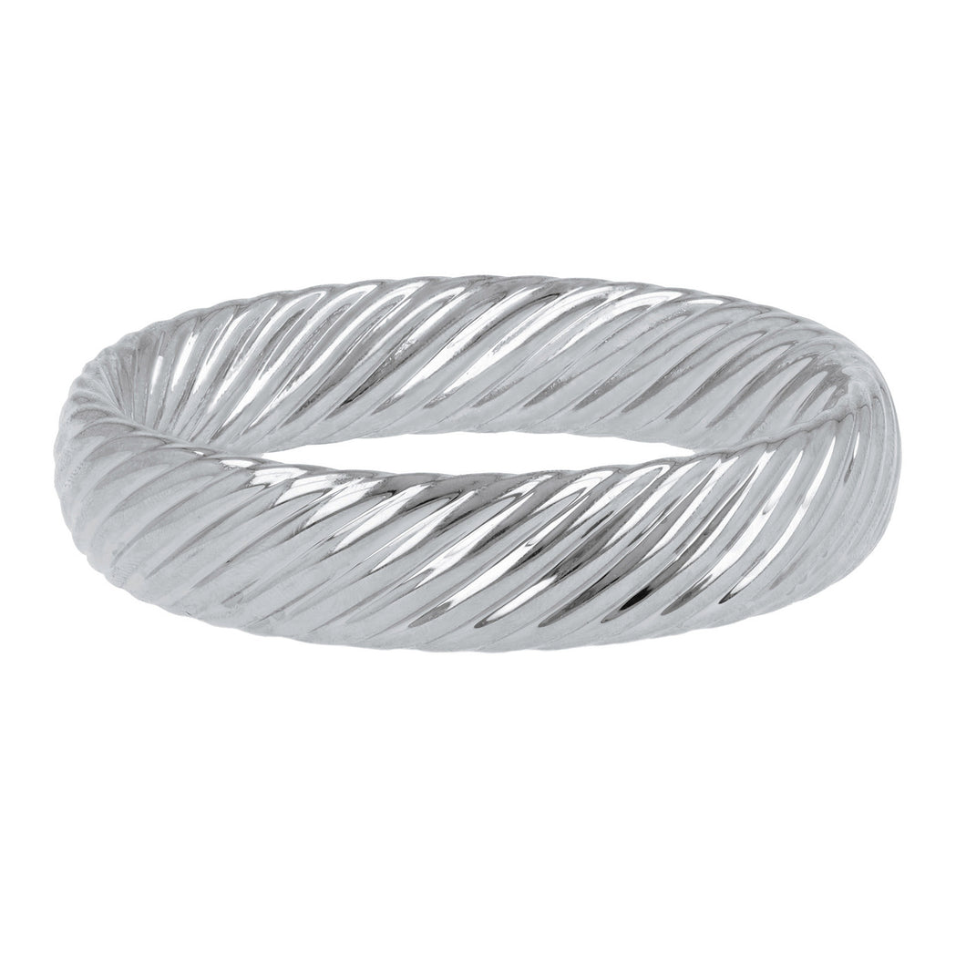 BOLD TORCHON  BANGLE - WSRE00050 side