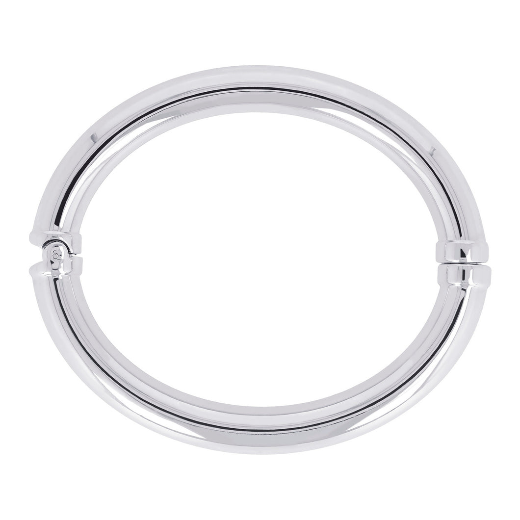CLASSIC BANGLE WITH  HINGE CLOSURE - WSRE00115 side