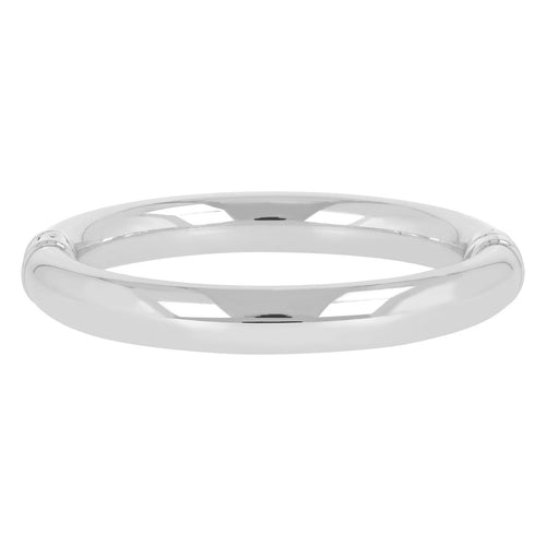CLASSIC BANGLE WITH  HINGE CLOSURE - WSRE00115