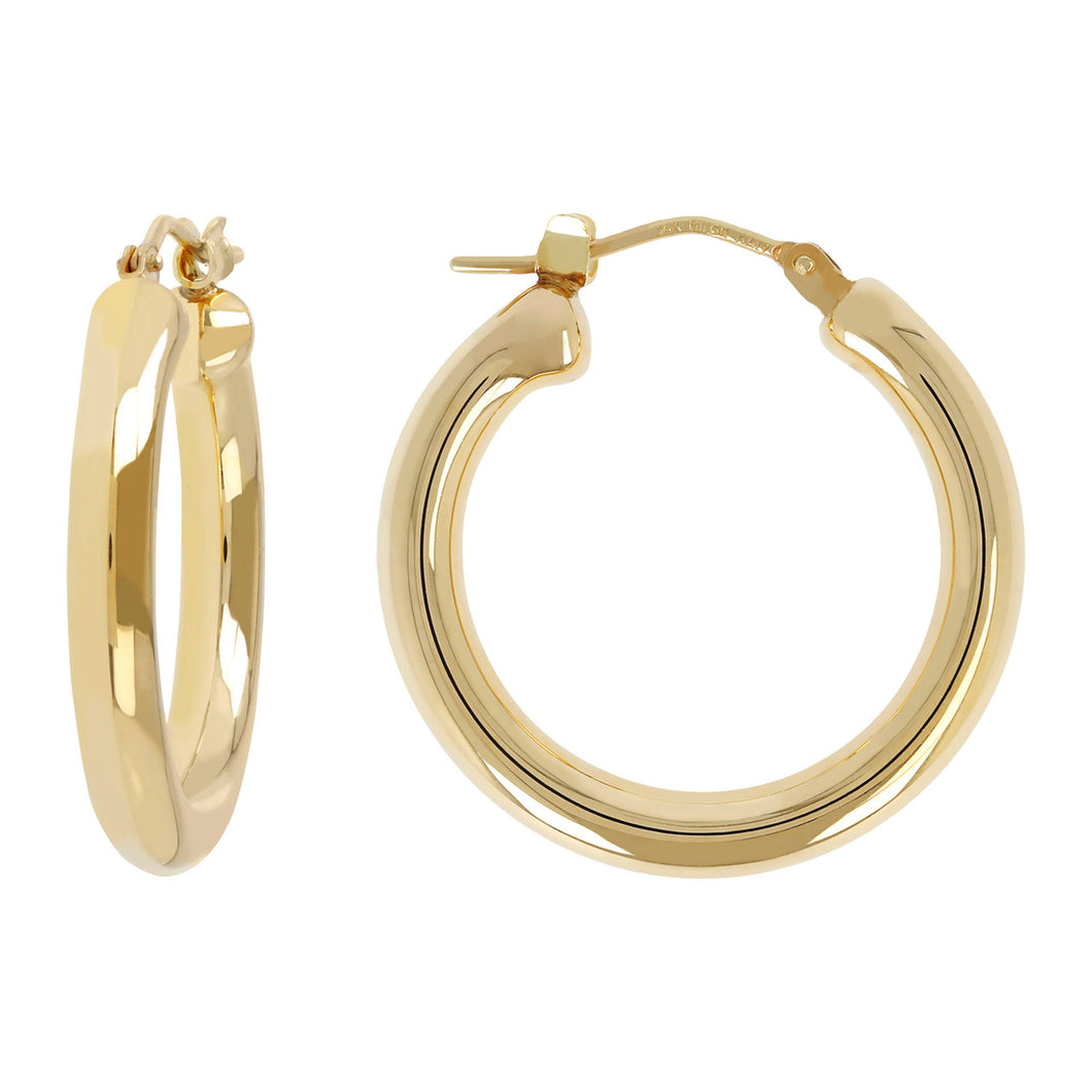 CLASSIC HOOP EARRINGS  - WSRE00070