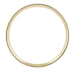 CONCAVE BANGLE  - WSRE00058 side