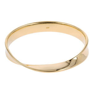 CURVED BANGLE - WSRE00057 side