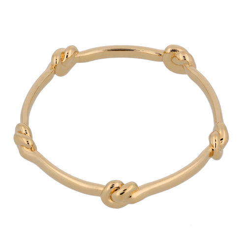 ELEGANT KNOT BANGLE - WSRE00045