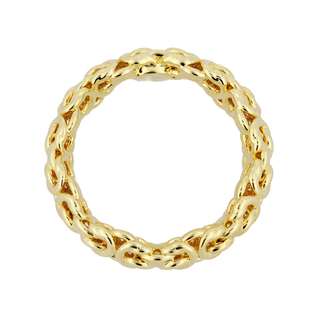 INTRICATE BYZANTINE RING - WSRE00030 setting