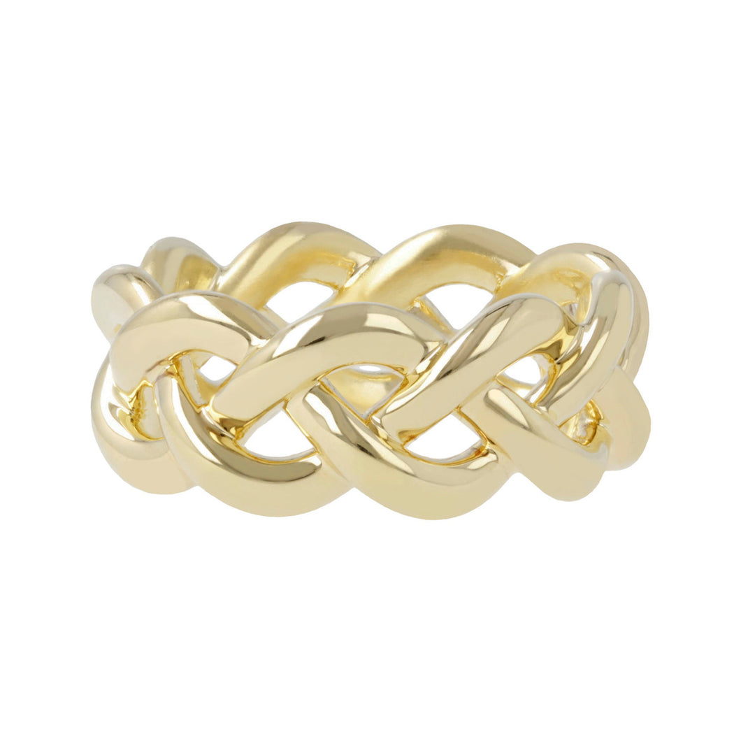 OPEN BRAIDED RING - WSRE00059 setting