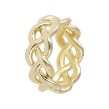 OPEN BRAIDED RING - WSRE00059