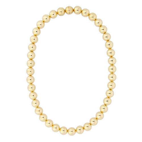 ROUND BEAD NECKLACE - WSRE00034