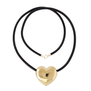 SHINY HEART NECKLACE  - WSRE00036
