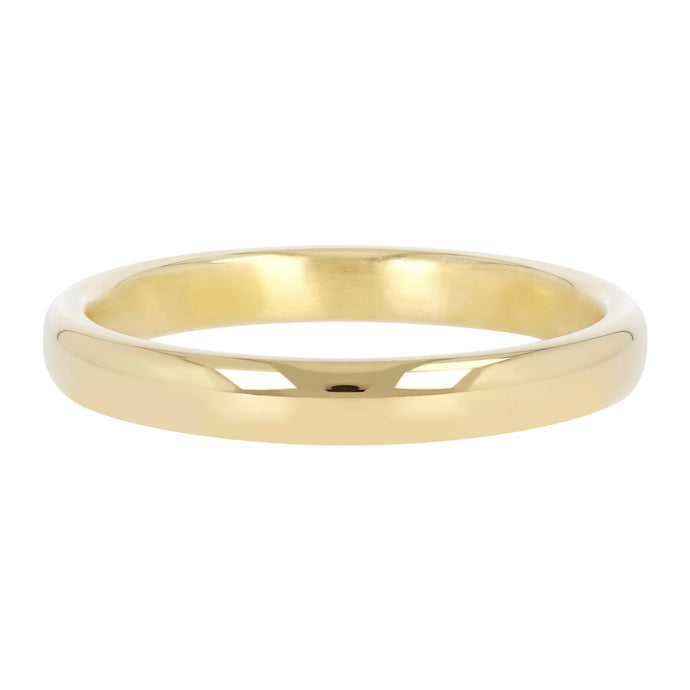 SMOOTH CLASSIC BANGLE - WSRE00096