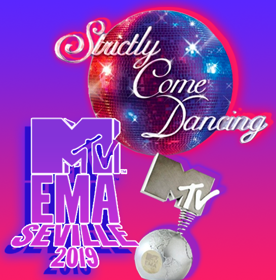 Daftboy Fans Make Waves On MTV's EMAs & BBC's Strictly Come Dancing