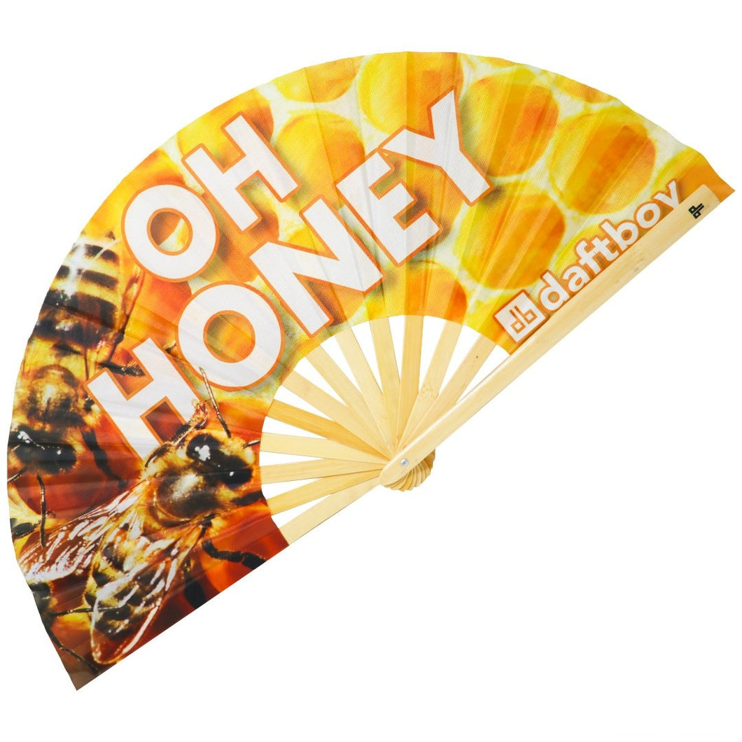 Oh Honey Fan -  - Daftboy
