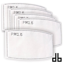 Replacement PM 2.5 Mask Filters