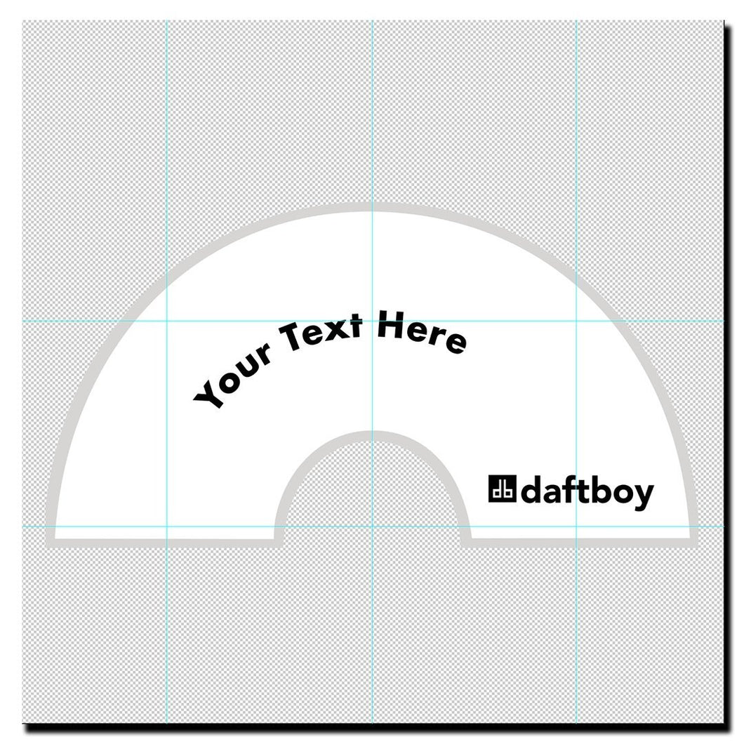 Custom Fan Template (pdf) -  - Daftboy