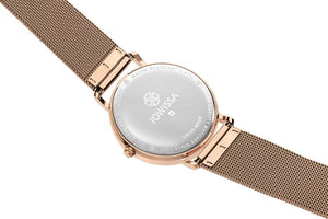Facet Swiss Ladies Watch J5.610.L
