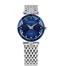 Load image into Gallery viewer, Facet Strass Swiss Ladies Watch J5.703.M