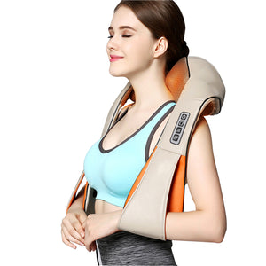 Back Neck Shoulder Massager U Shape Electrical