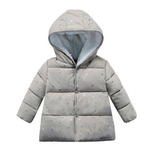 Load image into Gallery viewer, Children Baby Girl Boys Jackets Outerwear winter