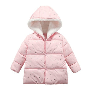 Children Baby Girl Boys Jackets Outerwear winter