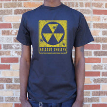 Load image into Gallery viewer, Fallout Shelter T-Shirt (Mens)