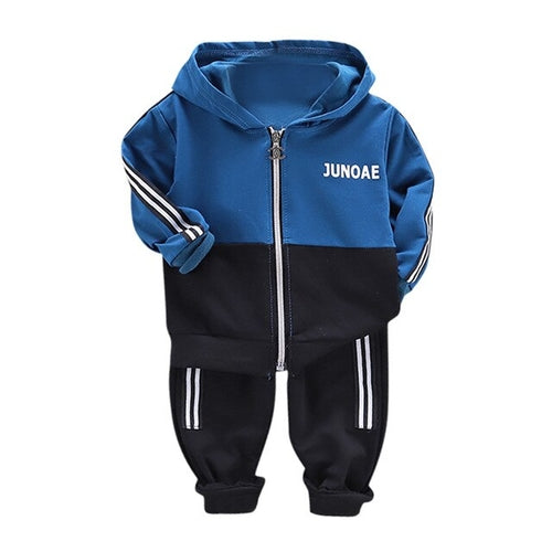 Fashion Children Toddler Kids Tracksuit Baby Boy