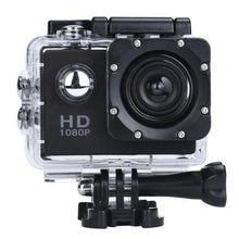 Load image into Gallery viewer, Waterproof Action Camera 1080P HD