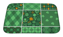 Load image into Gallery viewer, Bath Mat, Set Of St Patricks Day Patterns