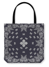 Load image into Gallery viewer, Tote Bag, Bandana