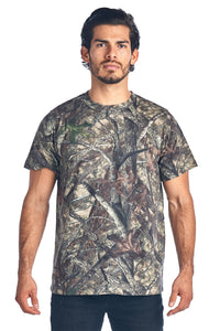 Camo Hunting Short Sleeve T-Shirt Camouflage