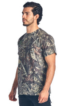 Load image into Gallery viewer, Camo Hunting Short Sleeve T-Shirt Camouflage