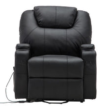 Load image into Gallery viewer, Electric Lift Power Recliner Chair Heated