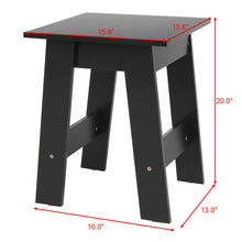 Load image into Gallery viewer, Modern Wood End Table Accent Coffee Table
