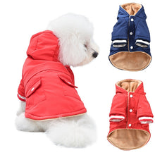 Load image into Gallery viewer, High Quality Dog Clothes Quilted Dog Coat Water