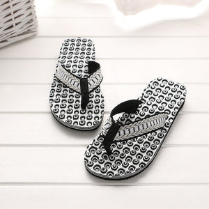 Hot Sale Men Slippers Summer Flat Male Slipper