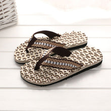 Load image into Gallery viewer, Hot Sale Men Slippers Summer Flat Male Slipper