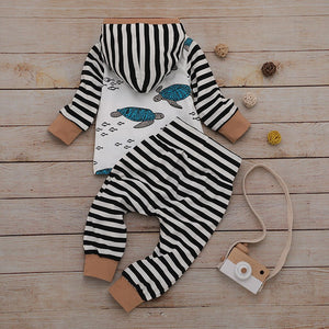 New Arrivals Baby Boy Clothes Hooded